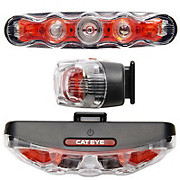 Cateye TL Rapid 5 High Power Rear Flash Light
