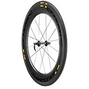 Mavic Cosmic CXR 80 Tubular Road Front Wheel 2014