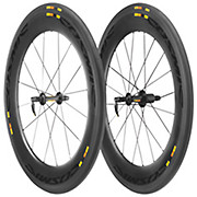 Mavic Cosmic CXR 80 Tubular Road Wheelset 2014