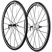 Mavic Ksyrium SLS Tubular Road Wheelset 2014