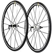 Mavic Ksyrium SLS Tubular Road Wheelset 2014