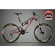 Nukeproof Mega AM Comp - RockShox Monarch + 2013