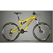 Nukeproof Mega TR  - RockShox Monarch RT3 2013