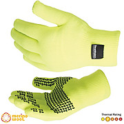 SealSkinz Hi Viz Ultra Grip Glove