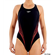 Speedo TurboCharge Placement RecordBrk Swimsuit