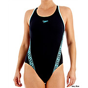 Speedo Monogram Muscleback Swimsuit SS13