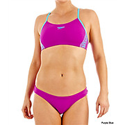 Speedo Monogram Medium Leg 2 Piece Swimsuit SS14