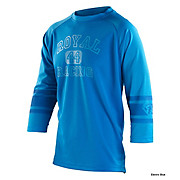 Royal Athletic Jersey - 3-4 Sleeve