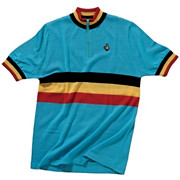 De Marchi Belgium 1974 National Team Jersey Replic SS13