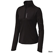 Brooks Infiniti 1-2 Zip II Womens Top