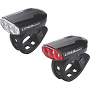 BBB SparkCombo Front & Rear Light Set BLS48