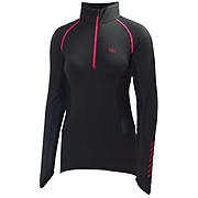 Helly Hansen Womens Pace 1-2 Zip Long Sleeve