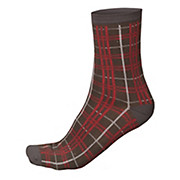 Endura Plaid Socks - Twin Pack