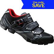 Shimano M088 MTB SPD Shoes - Wide Fit 2014