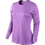 Nike Miler Womens Long Sleeve Top SS13