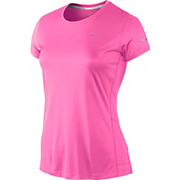 Nike Womens Miler Short Sleeve Crew Top SS15