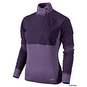 Nike Sphere Dry Ladies 1-2 Zip LS Top SS13