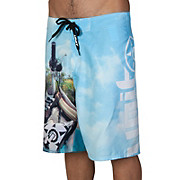 Unit Paradise Board Shorts