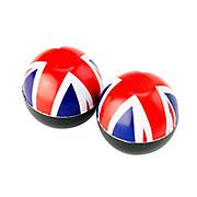 Trik-Topz Union Jack Valve Caps