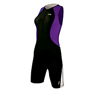 TYR Womens Comp Tri Suit with Front Zip 2013