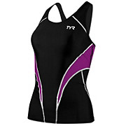 TYR Womens Comp Fitted Tank 2013