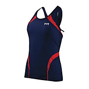 TYR Womens Comp Fitted Tank