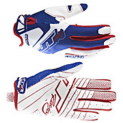 JT Racing Evo Lite Race Gloves - Red-White-Blue 2013