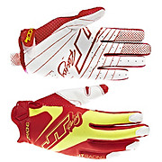JT Racing Evo Lite Race Gloves - Red-Yellow 2013