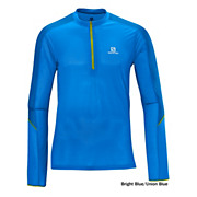 Salomon Trail Runner 1-2 Zip LS Top SS13