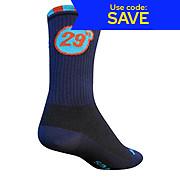 SockGuy 6 2 Niner Crew Socks 2013