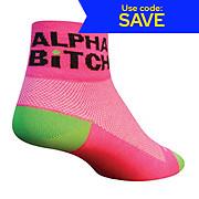 SockGuy Alpha Bitch Womens Socks 2013