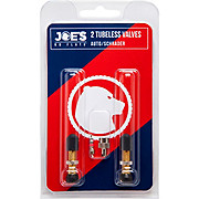 No Flats Tubeless Schrader Valve Kit