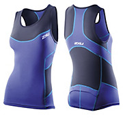 2XU Compression Womens Tri Singlet