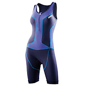 2XU Long Distance Womens Trisuit 2013