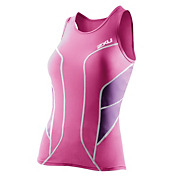 2XU Long Distance Womens Tri Singlet