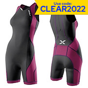 2XU Comp Womens Trisuit Rear Zip 2013