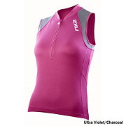 2XU Ice X Womens Sleeveless Jersey 2013