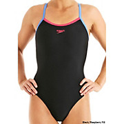 Speedo PowerFlash ThinStrap Muscleback Swimsuit AW13