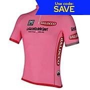 Santini Giro Leader 14cm Zip SS Jersey 2013