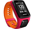 TomTom Runner 3 GPS Watch with Cardio and Music