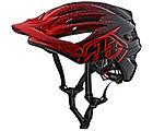 Troy Lee Designs A2 MIPS Helmet - Starburst Red 2018