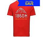 Tour de France Cols Graphic t-Shirt 2018