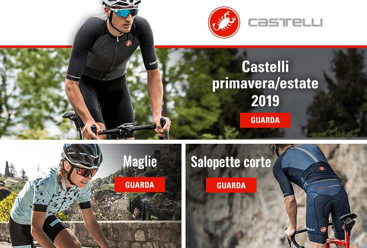 0162b2ef3c02 Castelli Maglie – Ciclismo   Chain Reaction Cycles