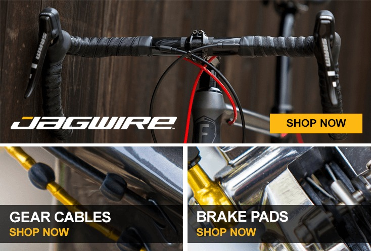CAMPAGNOLO//Campy JAGWIRE ROAD SHOP KIT Shifter//Derailleur Cable /& Housing Kit