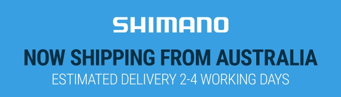 Shimano now shipping from Australia