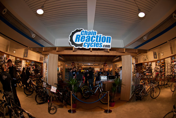 Store showroom details   Chain Reaction Cycles 63a1fcab7e3