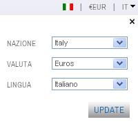 opzioni di valuta