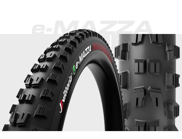 Vittoriae-Mazza G2.0 Folding MTB Tyre