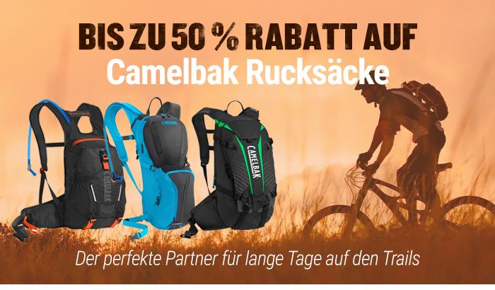 Save up to 50% on Camelbak backpacks