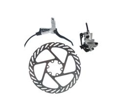 Bicycle Shimano Deore BR-T610 Rim V-brake Brake Caliper Front and Rear For MTB